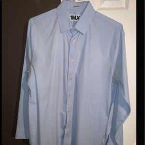 Express 1MX dress shirt size L